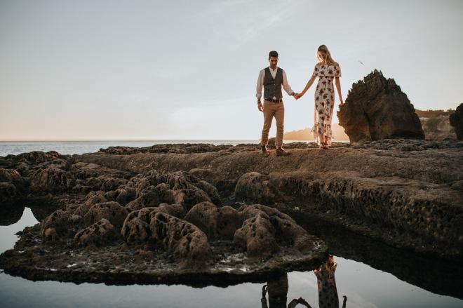 Hugo Portugal International Shooting Couple Sea Sunset 077-2
