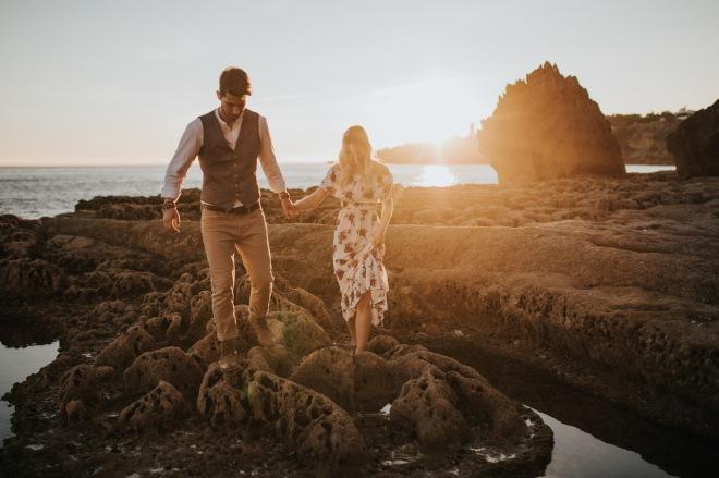 Hugo Portugal International Shooting Couple Sea Sunset 079-2